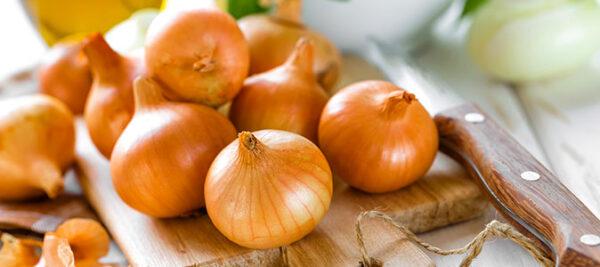 Aproveite os benefícios da cebola (e sem lágrimas!)